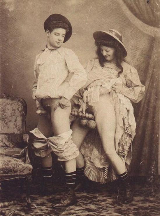 Эро фото 19 век